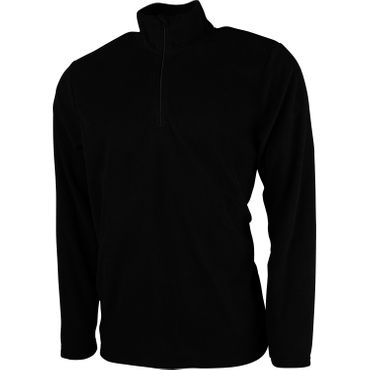 High Colorado Zone - Herren Fleecerolli Fleece Pullover - 134070-9500 schwarz