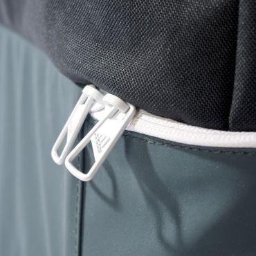 20x adidas Tiro Teambag - Small - Sporttasche mit Bodenfach - B46124 schwarz