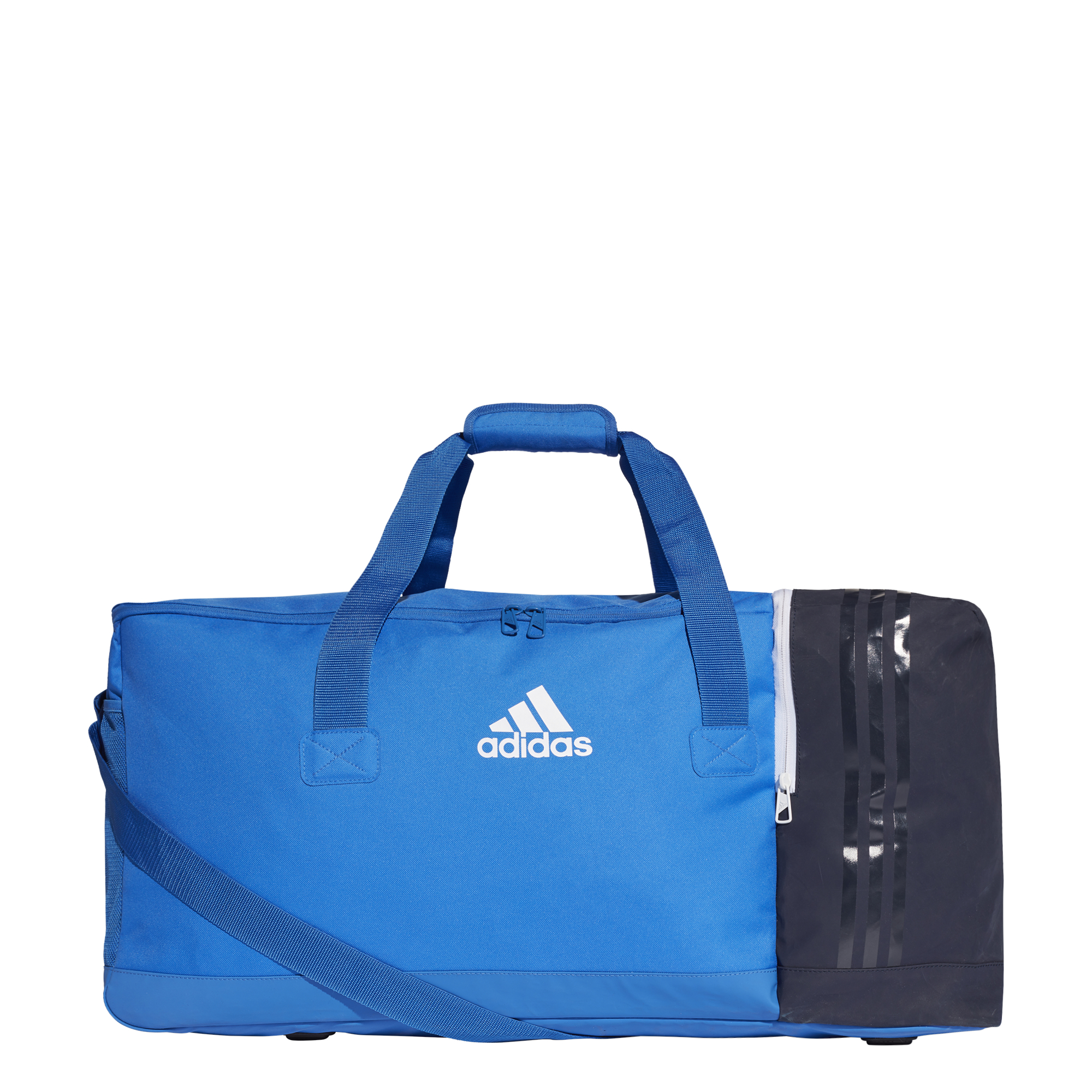 62180087d979e adidas Tiro Teambag - Large - Sporttasche mit Schuhfach - BS4743 blau 001