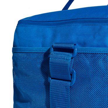 10x adidas Tiro Teambag - Large - Sporttasche mit Schuhfach - BS4743 blau
