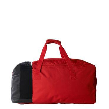 15x adidas Tiro Teambag - Large - Sporttasche mit Schuhfach - BS4744 rot