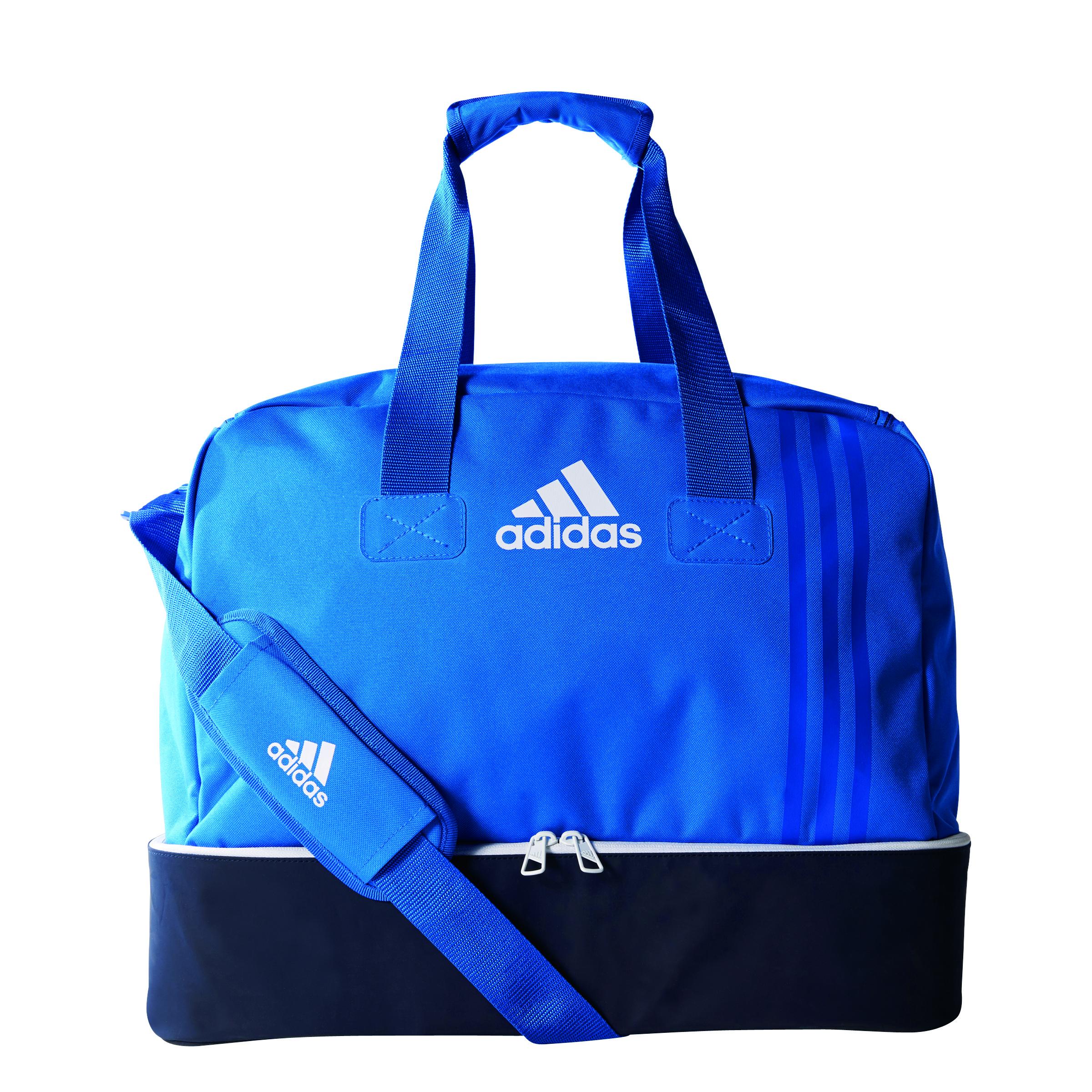 0a4fddf89ea0c adidas Tiro Teambag Sporttaschen mit Bodenfach Schuhfach Small Medium Large