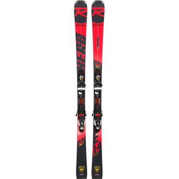 Rossignol Hero Elite Plus Ti - Slalom Carving Ski + NX 12 Konect Bindung - 19/20