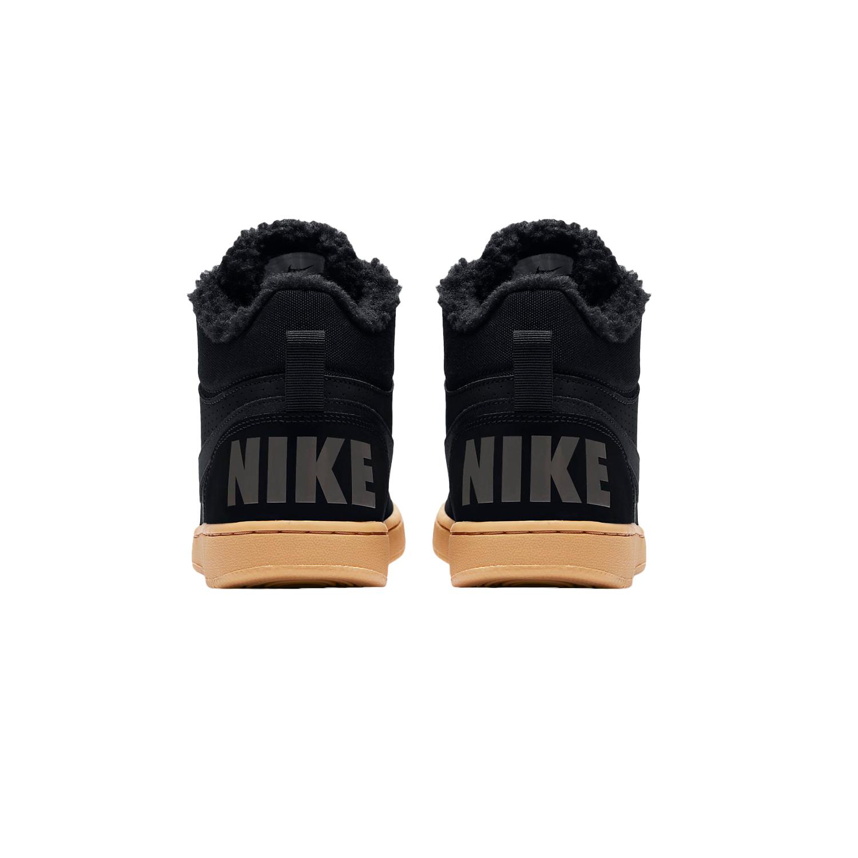 d3bcb56c0222f Nike Court Borough Mid Winter GS - Kinder Sneaker Freizeitschuhe -  AA3458-002. Bild 2 Bild 3 Bild 4