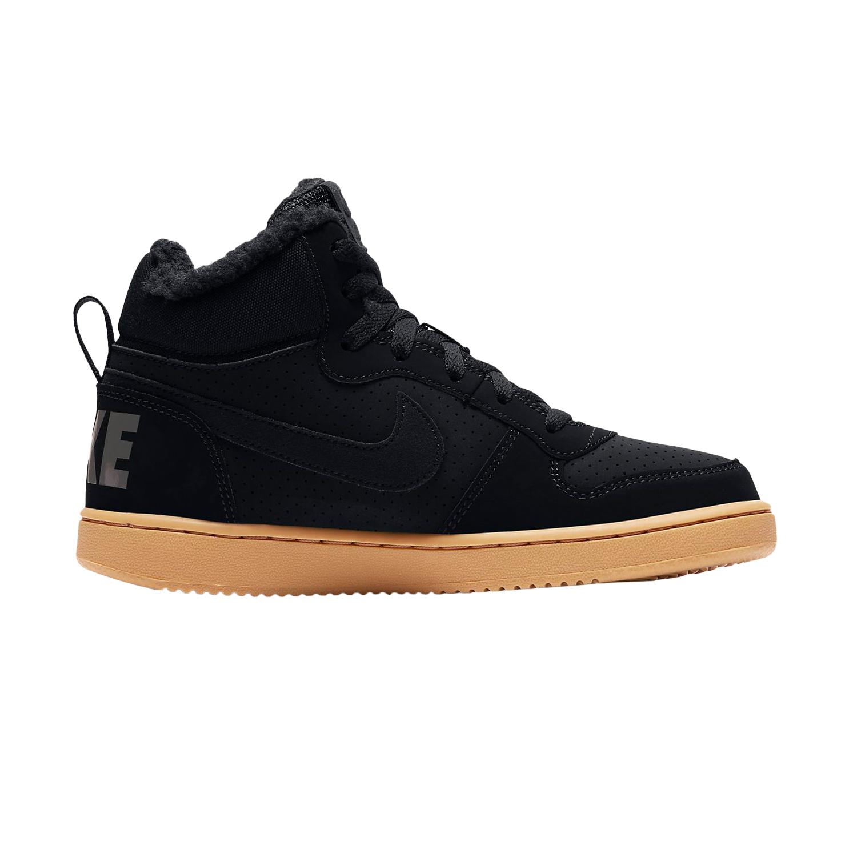 Nike Court Borough Mid Winter GS Kinder Sneaker