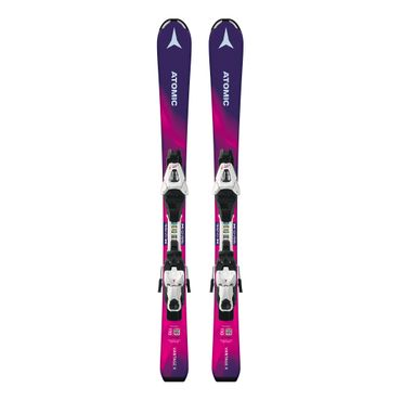 Atomic Vantage Girl X 100-120 Kinder All-Mountain Ski + C 5 Bindung - 18/19