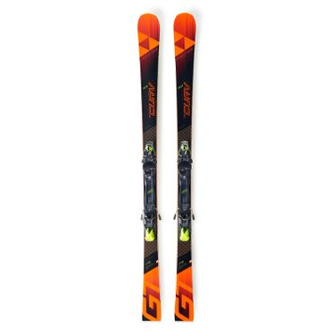 Fischer RC4 The Curv GT RT 18/19 - Slalom Carving Ski +MBS 13 RC4 PR Bindung - A08118