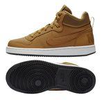 Nike Court Borough Mid GS - Kinder Sneaker Freizeitschuhe - 839977-701 camel 001