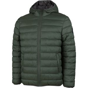 High Colorado Oregon 2-M Herren Winterjacke Outdoorjacke - 136249-6099 khaki-lime