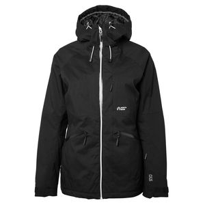 North Bend Fernie - Damen Skijacke Winter Jacke - 136512-9500 schwarz