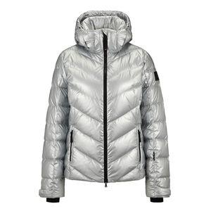 Bogner Fire + Ice Sassy 18/19 - Damen Ski-Daunenjacke - 3474 4745-001 silber