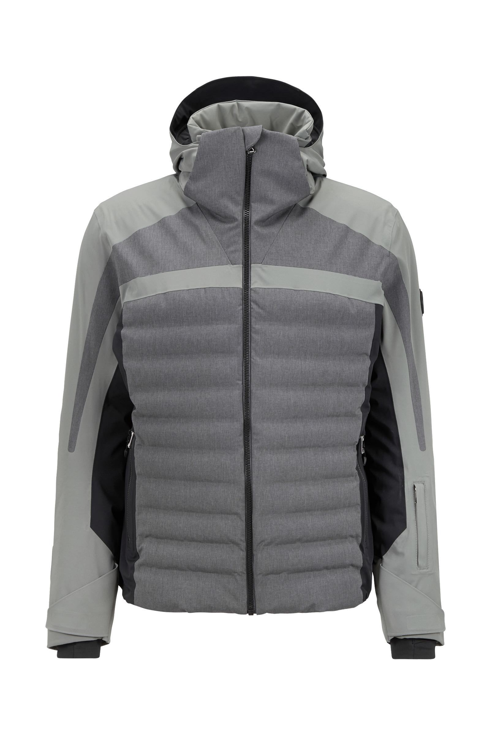 low priced a29c5 17c47 Bogner Lech-T 18/19 - Herren Skijacke Snowboard Jacke - 3122 4815-120  grau/olive