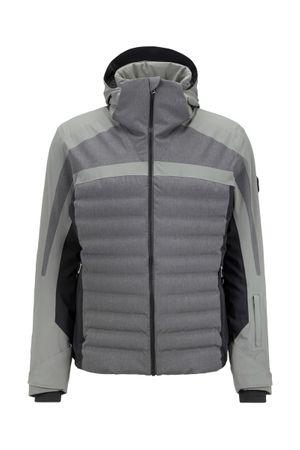 Bogner Lech-T 18/19 - Herren Skijacke Snowboard Jacke - 3122 4815-120 grau/olive
