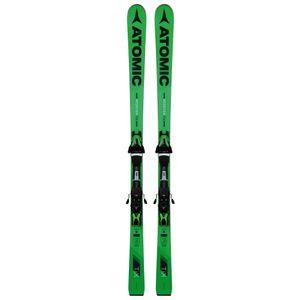 Atomic Redster XTi Pro - Slalom Ski + FT 12 GW Bindung - 18/19 grün/blau