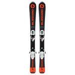 Blizzard Firebird Jr - Jugend Kinder Ski + FDT Jr 4.5 Bindung - 18/19 schwarz/orange 001