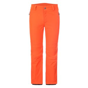Icepeak Otso - Herren Softshell Hose Outdoorhose - 257101380-465 orange