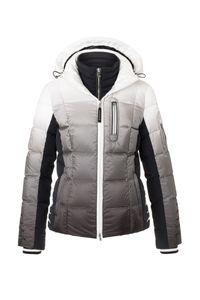 Bogner Wendy-D 18/19 - Damen Skijacke Snowboard Jacke - 3159 4936-009 weiß/silbergrau