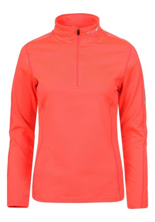 Icepeak Rosina - Damen Thermo Unterziehshirt - 254710584-455 orange