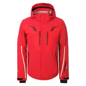 Icepeak Nevio - Herren Skijacke Snowboard Jacke - 256117535-651 rot