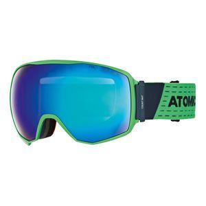 Atomic Count 360° HD Green - Skibrille Snowboard Brille - AN5105620 - grün
