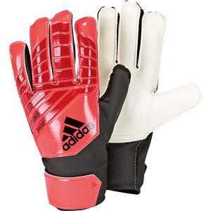 adidas Predator Training Junior - Kinder Torwarthandschuhe - DN8560 rot/schwarz