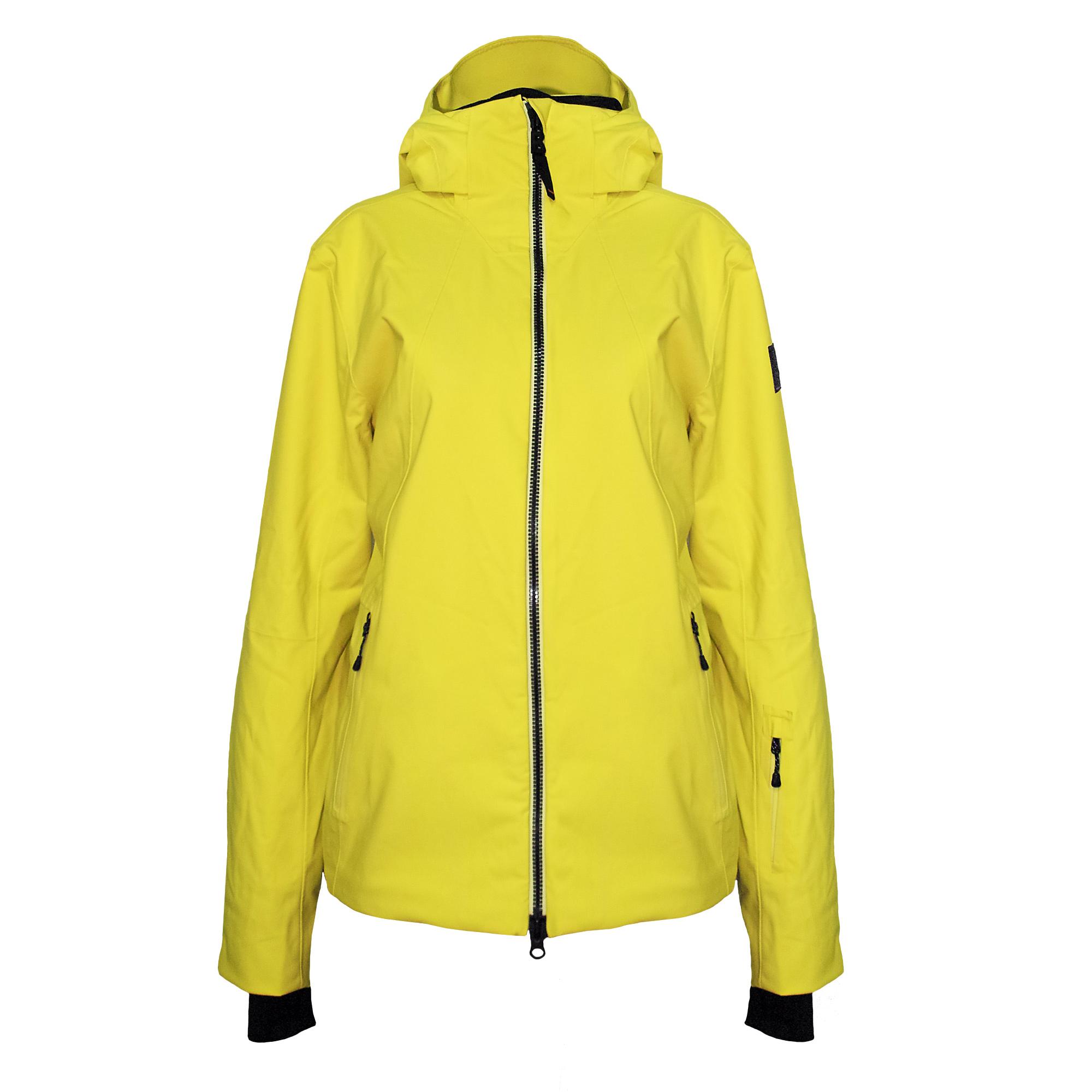 size 40 6c705 b0e97 Bogner Fire + Ice Charlene 18/19 - Damen Skijacke Snowboard Jacke - 3484  4901-045 gelb