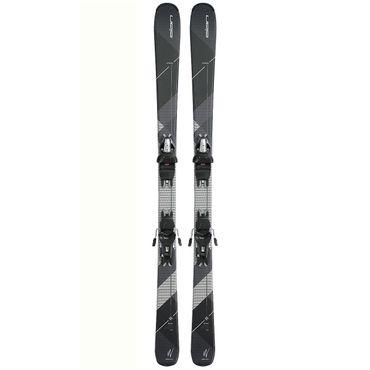 Elan Snow Black Light Shift - Damen Slalom Carving Ski + ELW 9.0 GW Shift Bindung - 18/19 schwarz