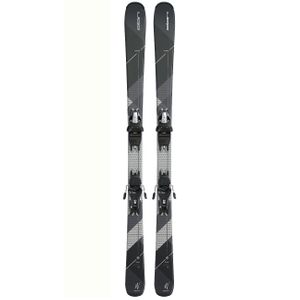 Elan Snow Black Light Shift - Damen Slalom Carving Ski + ELW 9.0 GW Shift Bindung - 18/19 schwarz
