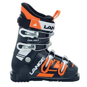 Lange RSJ 60 - Kinder Skischuhe Ski Stiefel - LBH5560 dunkelblau/orange