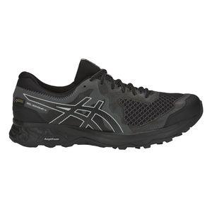 Asics Gel-Sonoma 4 G-TX - Herren GORE-TEX® Laufschuhe Running Schuhe - 1011A210-001 schwarz/grau
