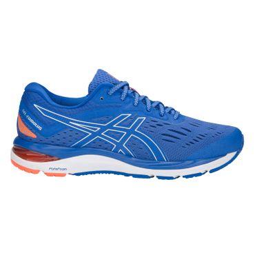 Asics Gel-Cumulus 20 - Herren Laufschuhe Running Schuhe - 1011A008-401 blau/silber