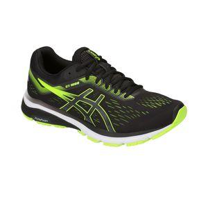 Asics GT-1000 7 - Herren Laufschuhe Running Schuhe - 1011A042-004 schwarz/grün