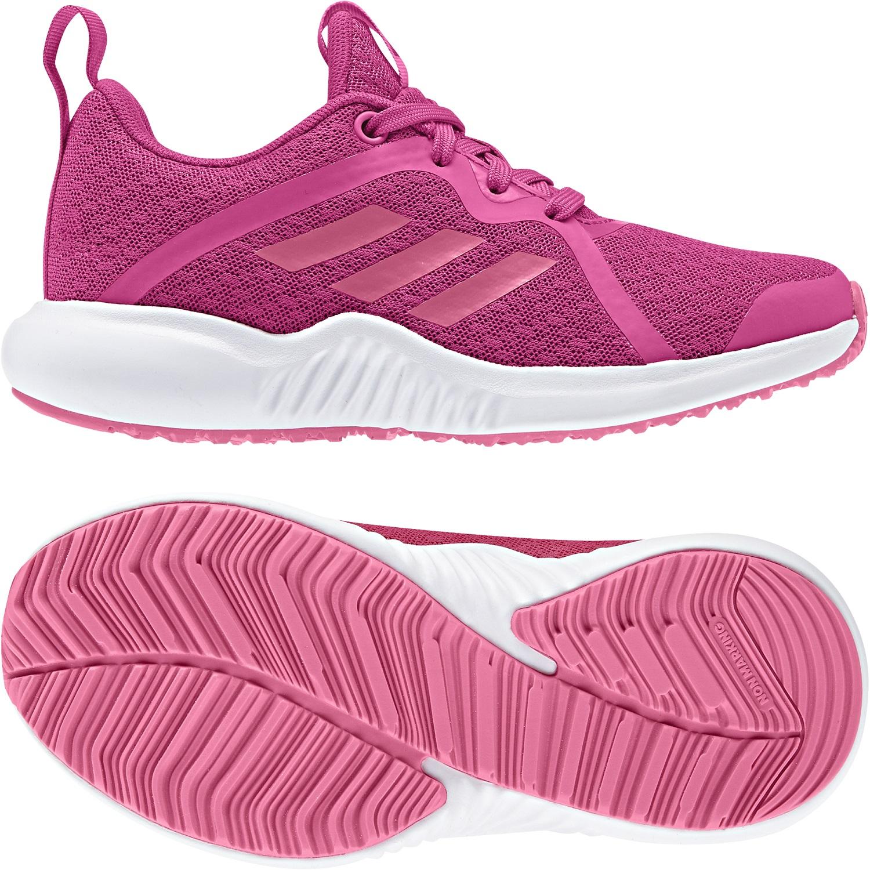 check out b6a72 b8c26 adidas FortaRun X - Kinder Sneaker Freizeitschuhe Laufschuhe - D96949 pink