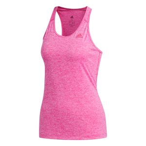 adidas Tech Prime Tank - Damen Tank Top Shirt - DU3445 pink