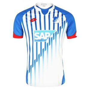Lotto TSG 1899 Hoffenheim - Herren Heimtrikot Home Jersey - S1099 blau/weiß