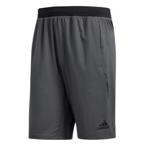 adidas 4K Sport Ultimate Knit 9 - Herren Workout Training Short - DQ2854 grau