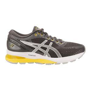 Asics Gel-Nimbus 21 - Damen Laufschuhe Running Schuhe - 1012A156-021 grau