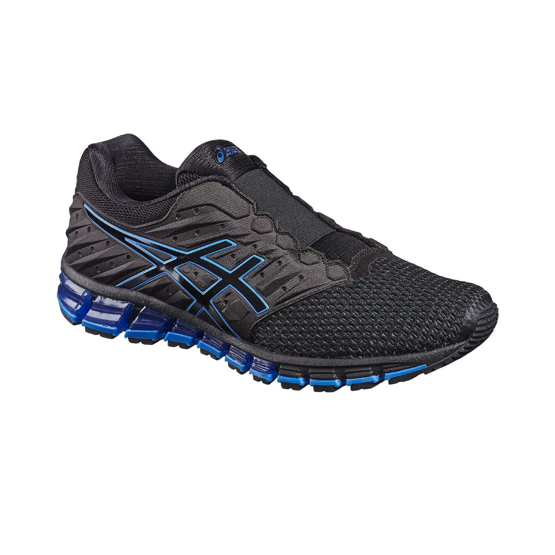 Asics Gel-Quantum 180 2 MX The Incredibles - Herren Laufschuhe Running Schuhe Sneaker - T8F4N-9043 schwarz/blau