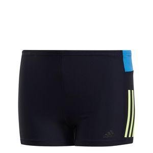 adidas Fitness Colorblock Swim Boxer - Kinder Badehose - DP7554 dunkelblau