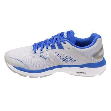 Asics GT-2000 7 Lite-Show - Herren Laufschuhe Running Schuhe - 1011A203-020 grau/blau