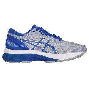 Asics Gel-Nimbus 21 Lite-Show - Damen Laufschuhe Running Schuhe - 1012A189-020 grau/blau