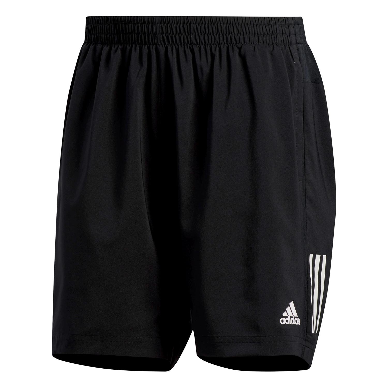 adidas Own The Run Shorts - Herren Laufhose kurz Running Short - DQ2557 schwarz
