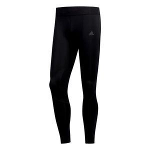 adidas Own The Run Tight - Damen Laufhose Running Leggings - DX1309 schwarz