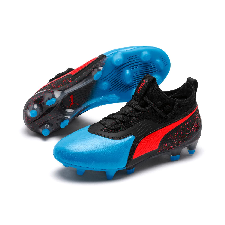 hot sale online 33268 70855 Puma ONE 19.1 FGAG Jr - Kinder Fußballschuhe Nocken Kunstrasen - 105497-01