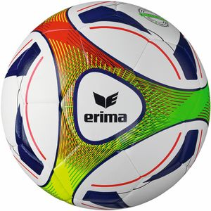 Erima Hybrid Training Fußball Trainingsball Gr. 5 - 7190702 dark blue/red