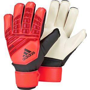 adidas Predator Top Training Fingersave - Kinder Torwarthandschuhe - DN8567 rot/weiß