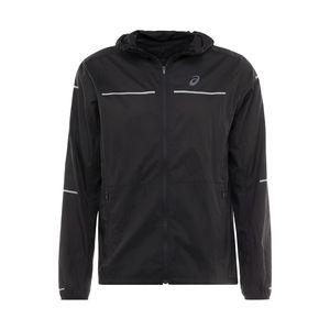 Asics Lite-Show Jacket - Herren Jogging Laufjacke - 2011A319-001 schwarz