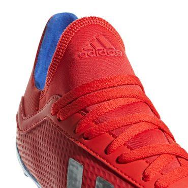 adidas X 18.3 FG Jr - Kinder Fußballschuhe Nockenschuhe - BB9371 rot