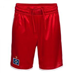 adidas HSV Hamburger SV - Kinder Heim Short kurze Hose - X21986 rot