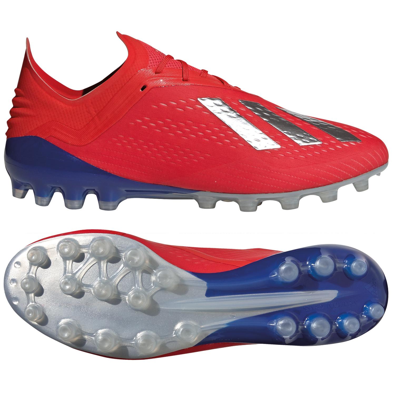 F36087 Adidas 1 X 18 Fußballschuhe Kunstrasenschuhe Herren Ag OXTZkuPi